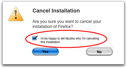 mozilla-cancel-install